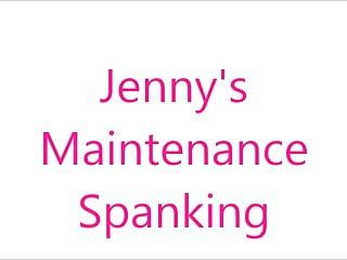 Free preview: jennys maintenance drubbing