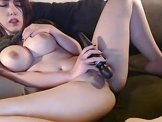 Worthy cutie masturbate at home